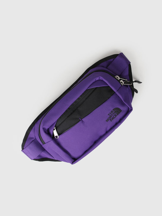 The North Face Bozer Hip Pack II Hero Purple Black T92UCXV0G