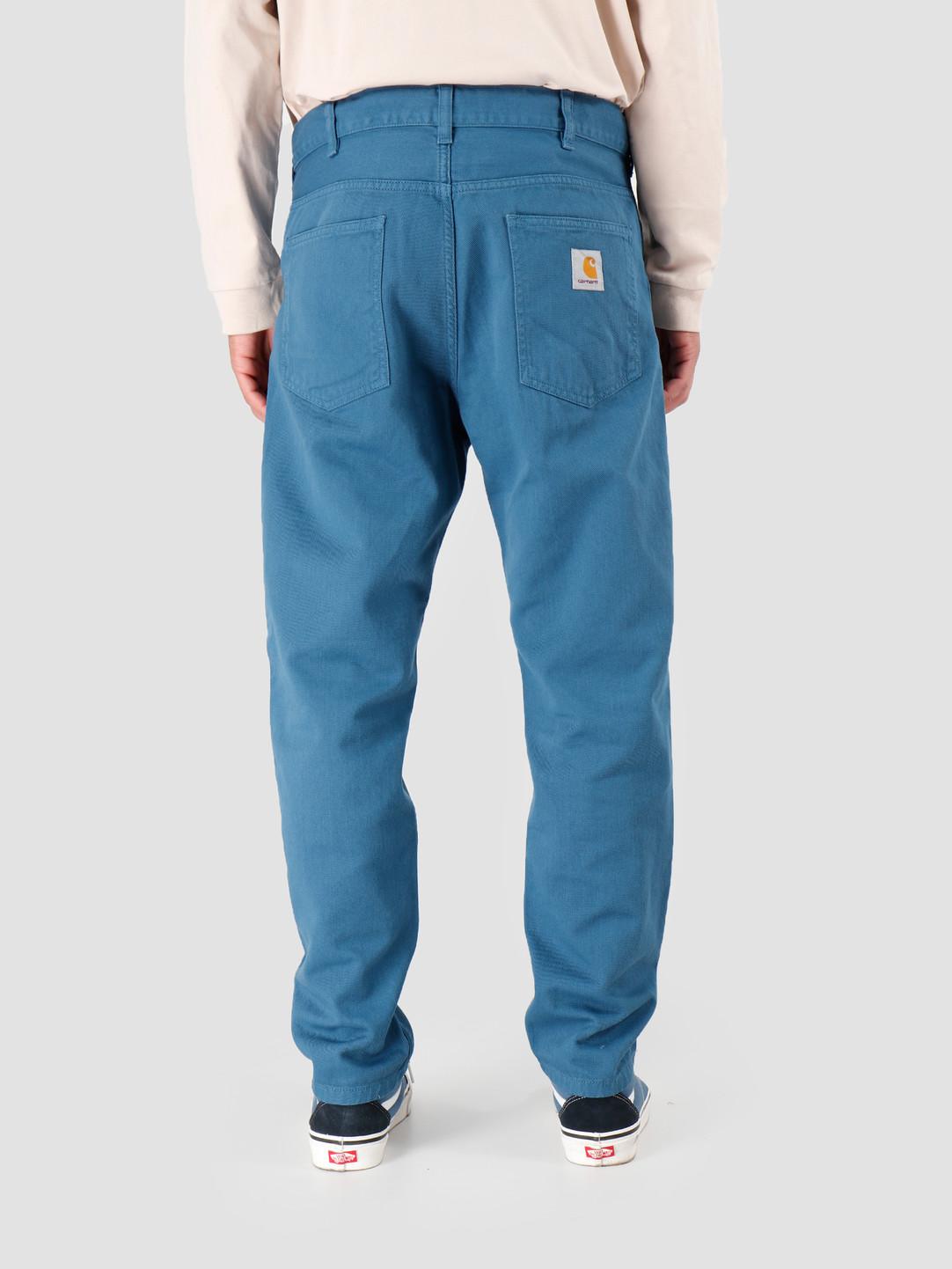 Carhartt WIP Carhartt WIP Jacob Pant Prussian Blue I026533