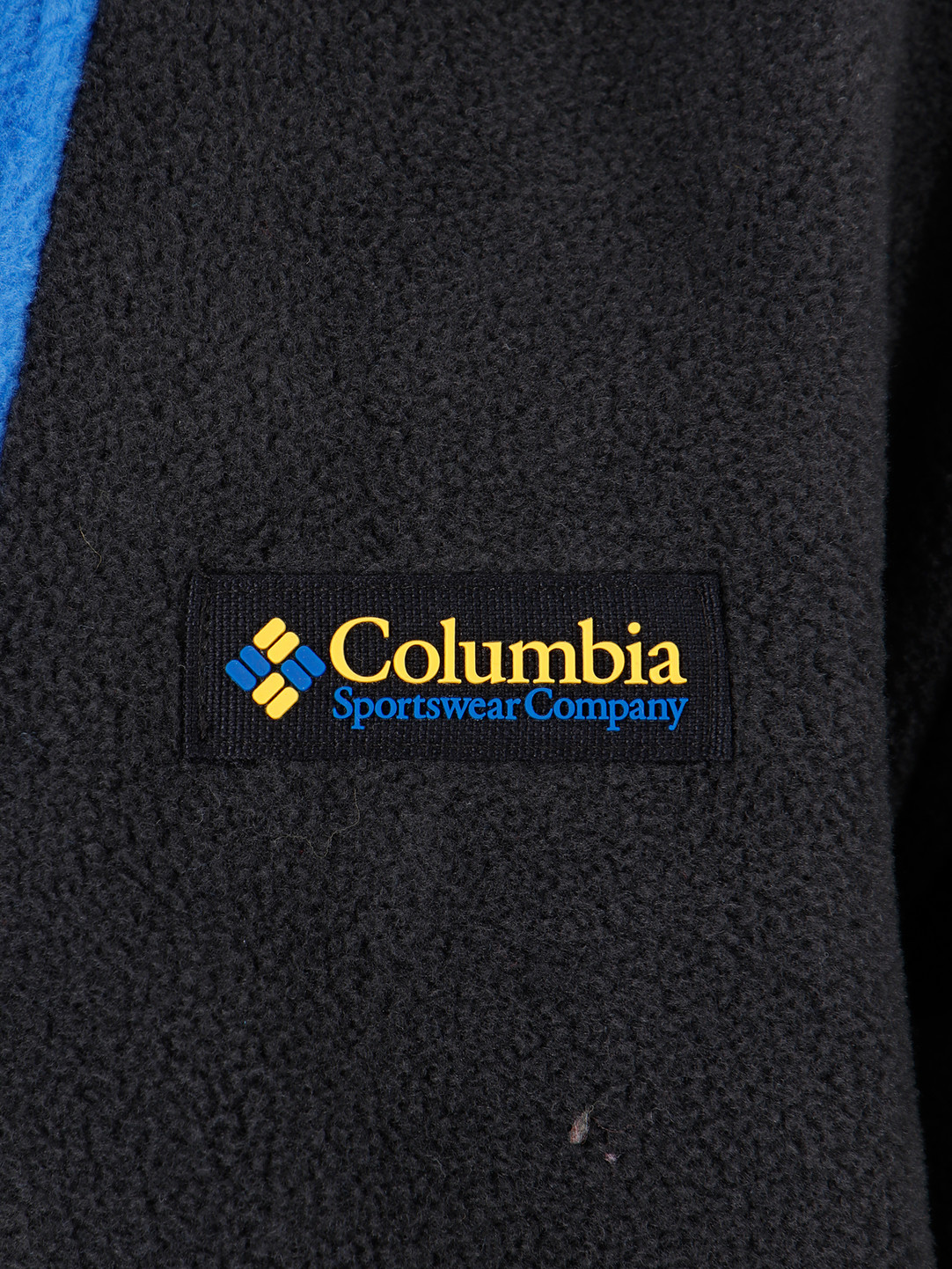 Columbia Columbia Back Bowl Full Zip FleecAzul Black St Azul Black St 1872792437