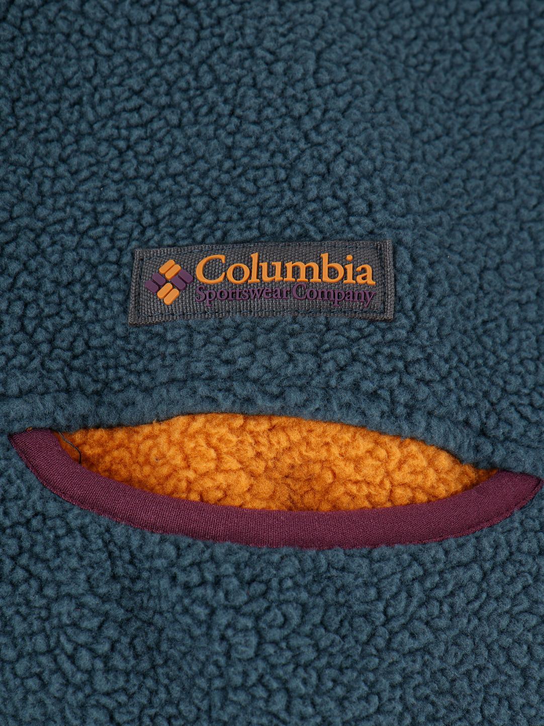 Columbia Columbia Wapitoo Fleece PulloverNight Shadow B Night Shadow B 1872782494