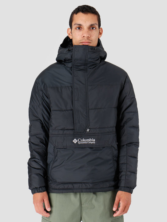 Columbia Columbia Lodge Pullover Jacket Black 1864422010