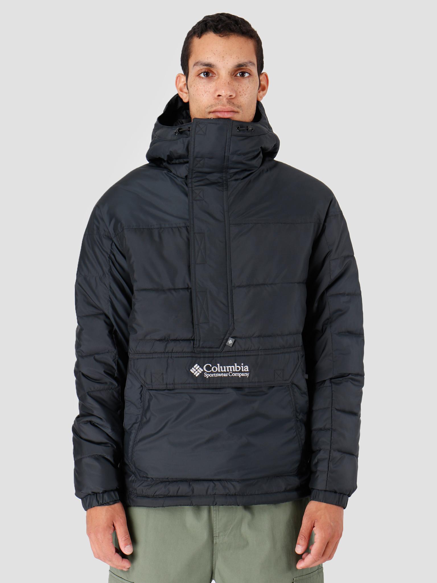 Columbia Columbia Lodge Pullover Jacket Black 1864422010