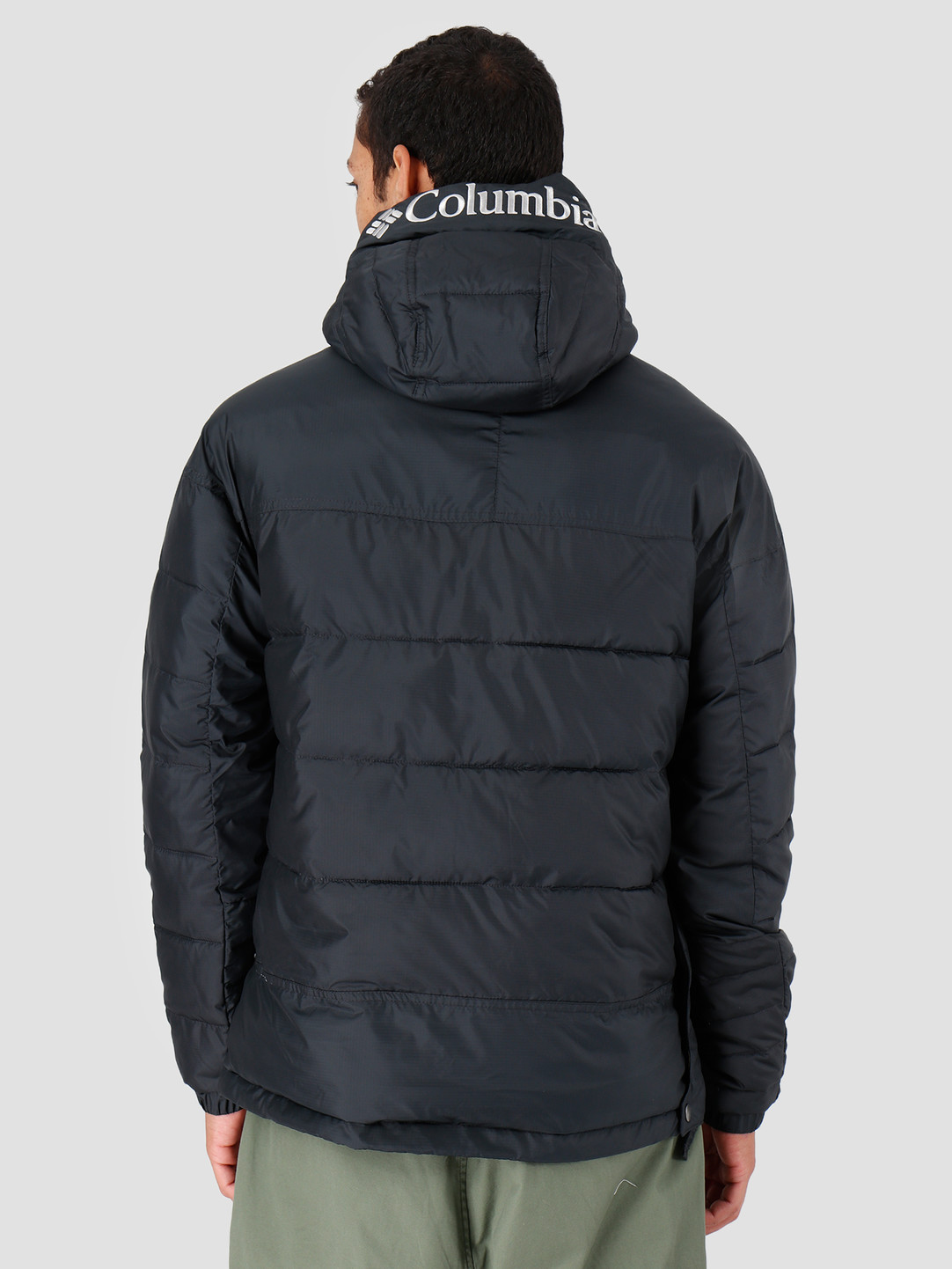Columbia Columbia Columbia Lodge Pullover Jacket Black 1864422010
