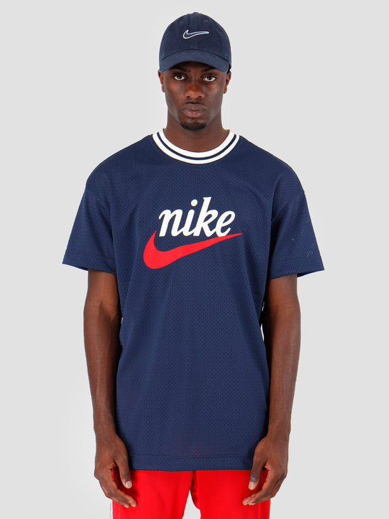 Nike NSW He Top Esh Gx Idnight Navy BV2931-410