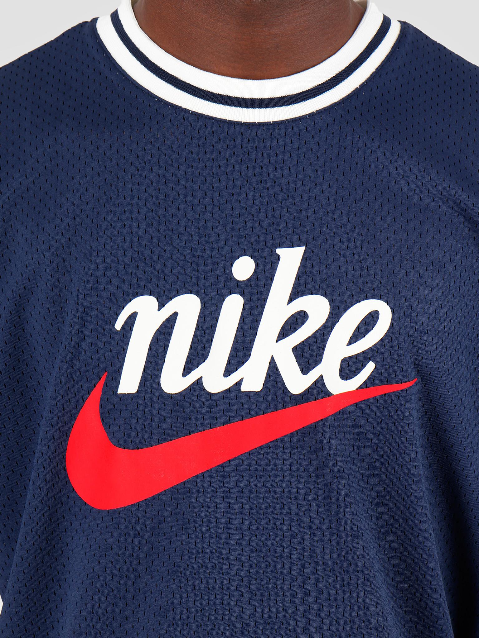 Nike Nike NSW He Top Esh Gx Idnight Navy BV2931-410