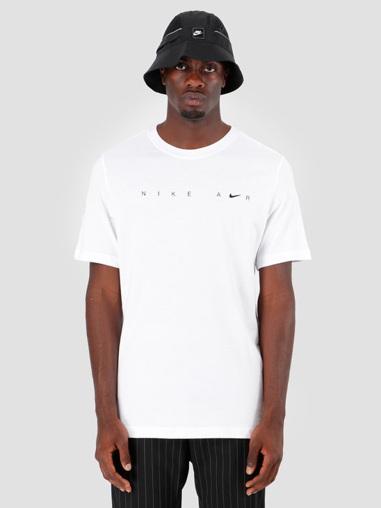 Nike NSW T-Shirt Ftwr 1 White Black BV7551-100
