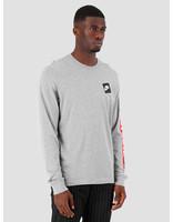 Nike Nike NSW Longsleeve Dk Grey Heather CD9598-063