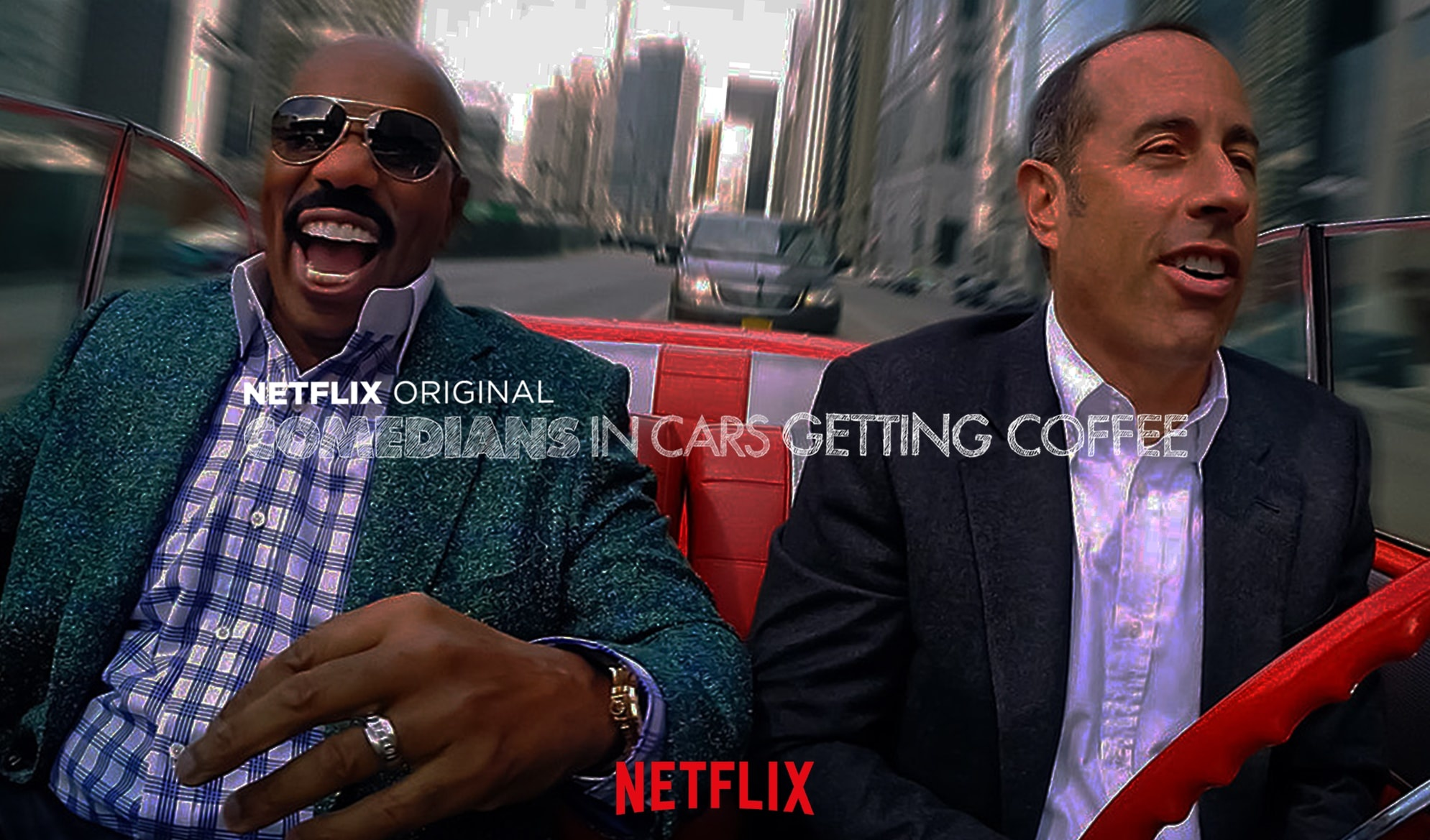 Comedians in Cars Getting Coffee 2019 Trailer