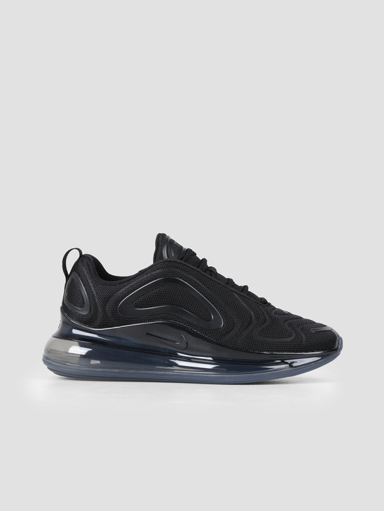 Nike Air Max 720 Black Black Anthracite AO2924-007
