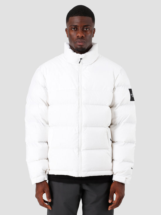 The North Face 1992 Nuptse Jacket Black White Reflective T92ZWEFV3