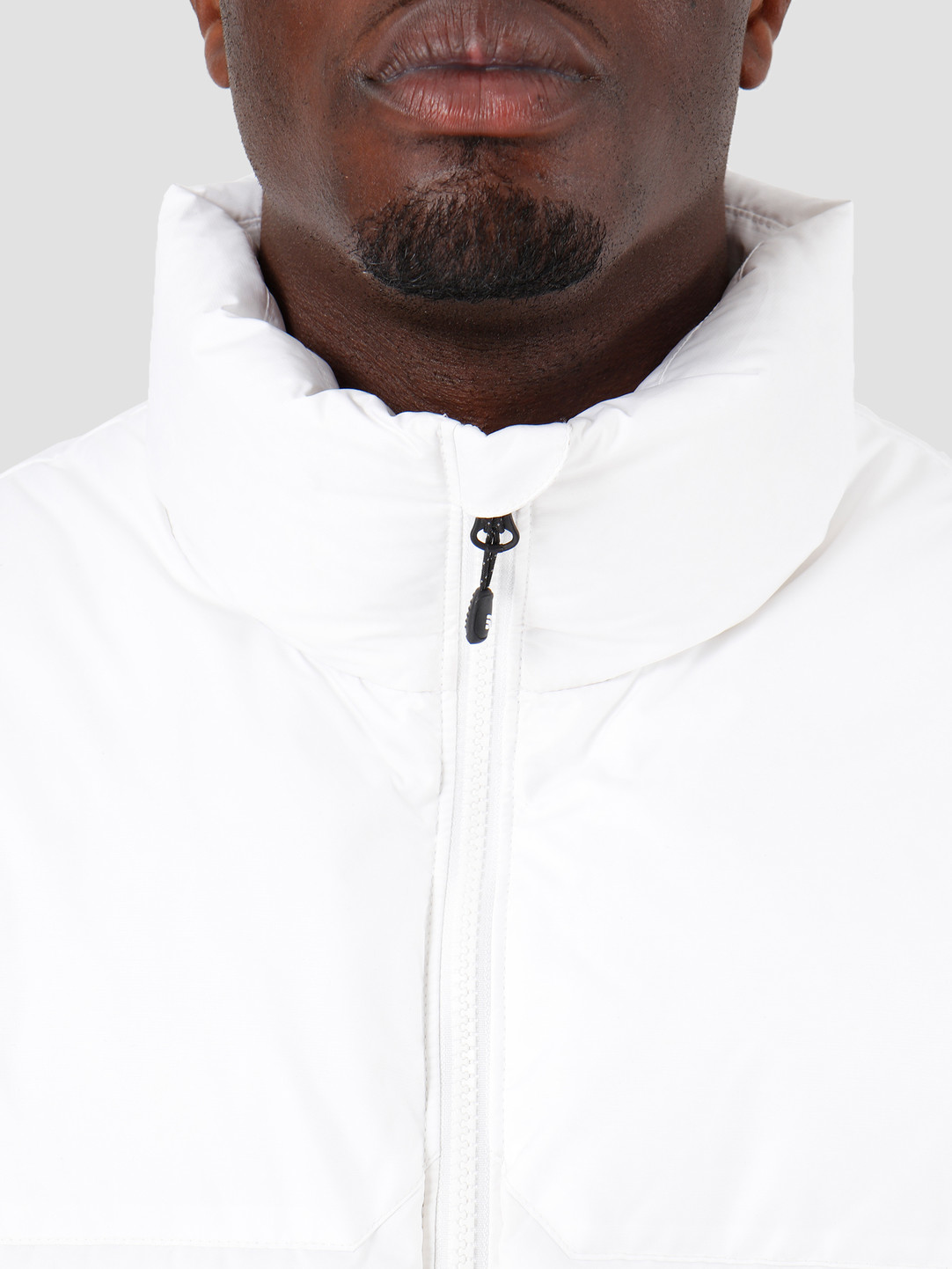 The North Face The North Face 1992 Nuptse Jacket Black White Reflective T92ZWEFV3