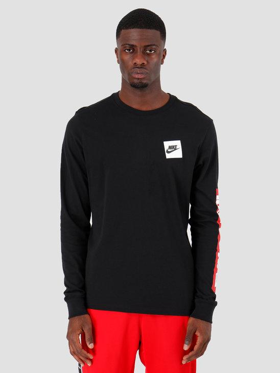 Nike NSW Longsleeve Shirt Jdi Bpr Black CD9598-010