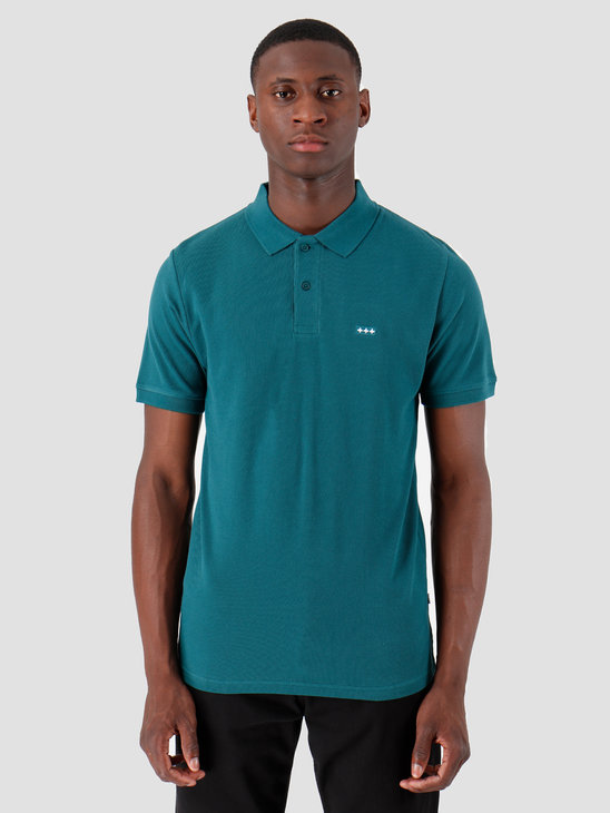 Quality Blanks QB50 Polo Dark Teal
