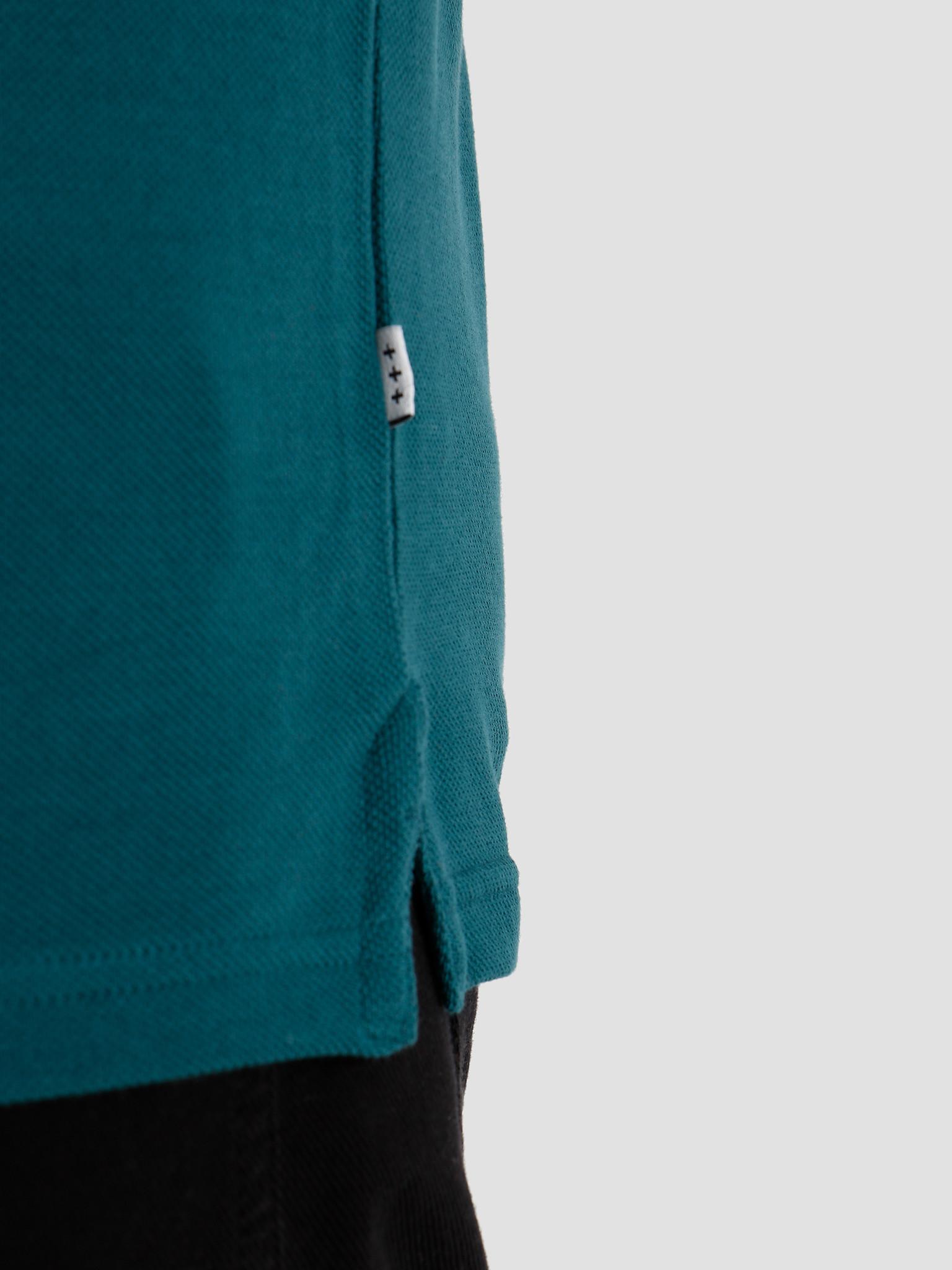 Quality Blanks Quality Blanks QB50 Polo Dark Teal