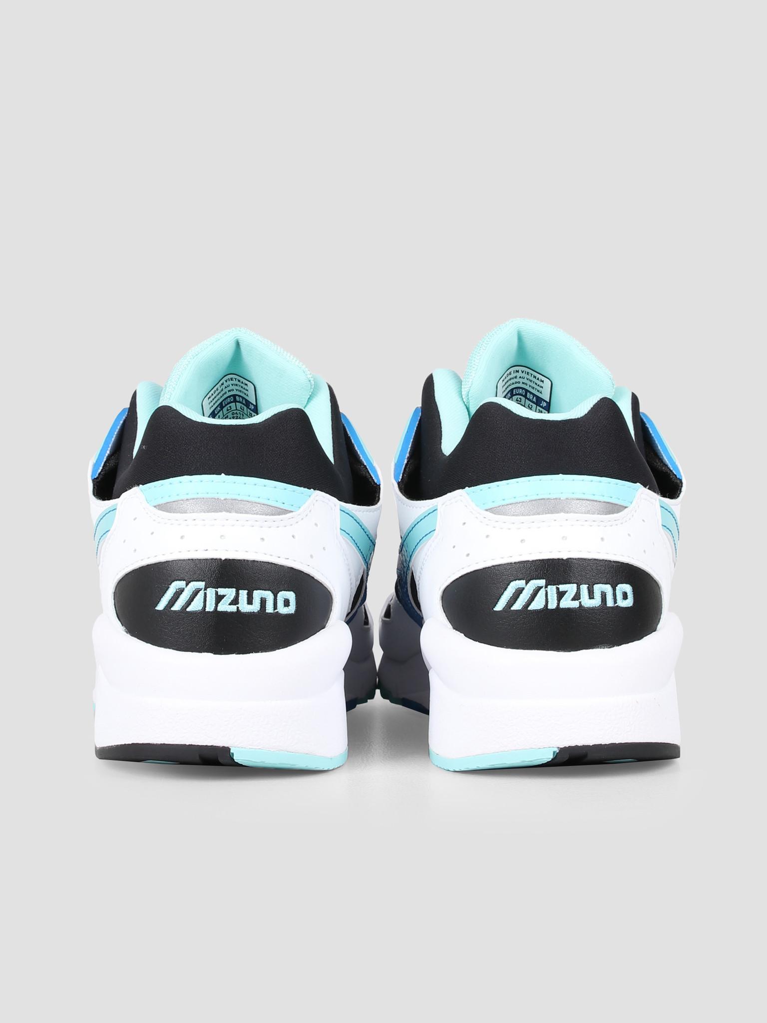 Mizuno Mizuno Sky Medal White Directoire Blue Black D1GA192425