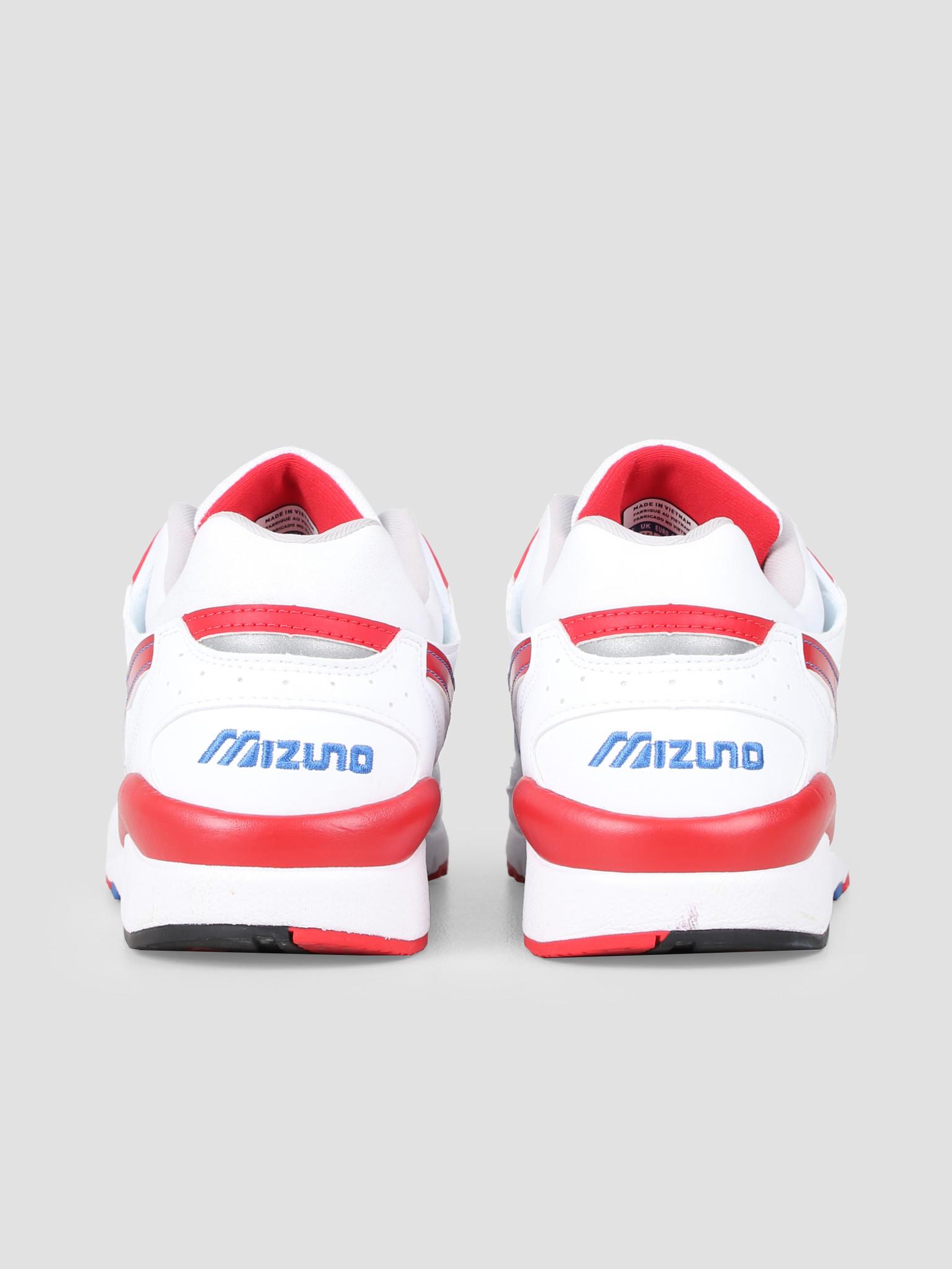 Mizuno Mizuno Sky Medal White Strong Blue Tomato D1GA192427