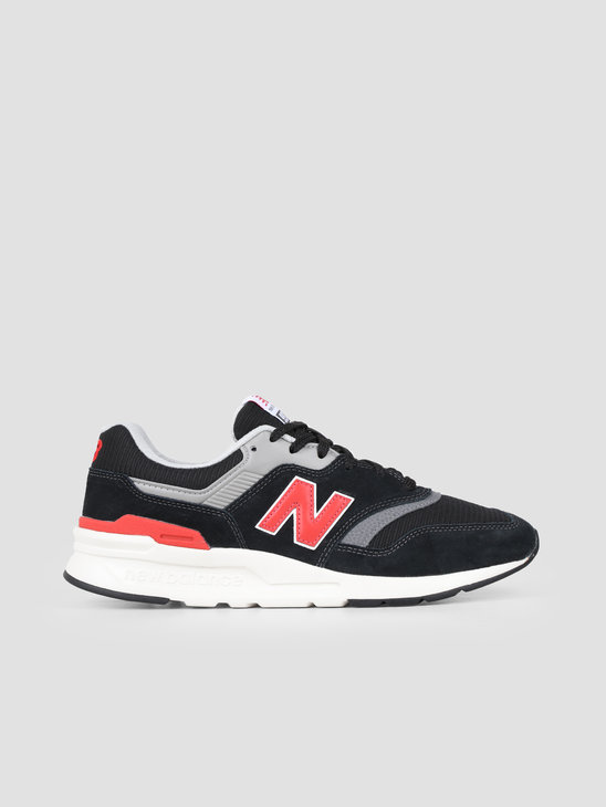 New Balance CM997 D Black Red 738151-60