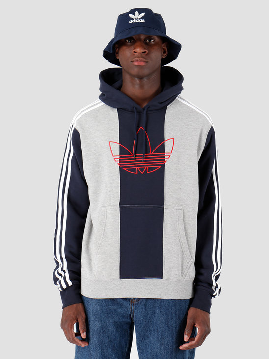 adidas Off Court Trefo Grey Legink ED6249