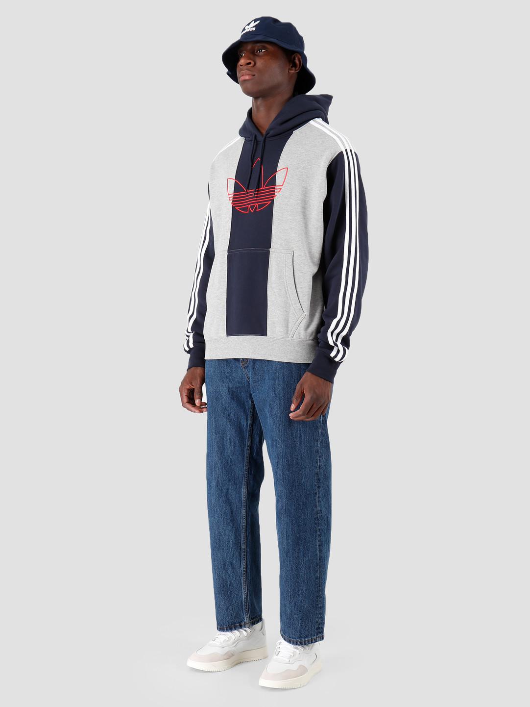 adidas adidas Off Court Trefo Grey Legink ED6249