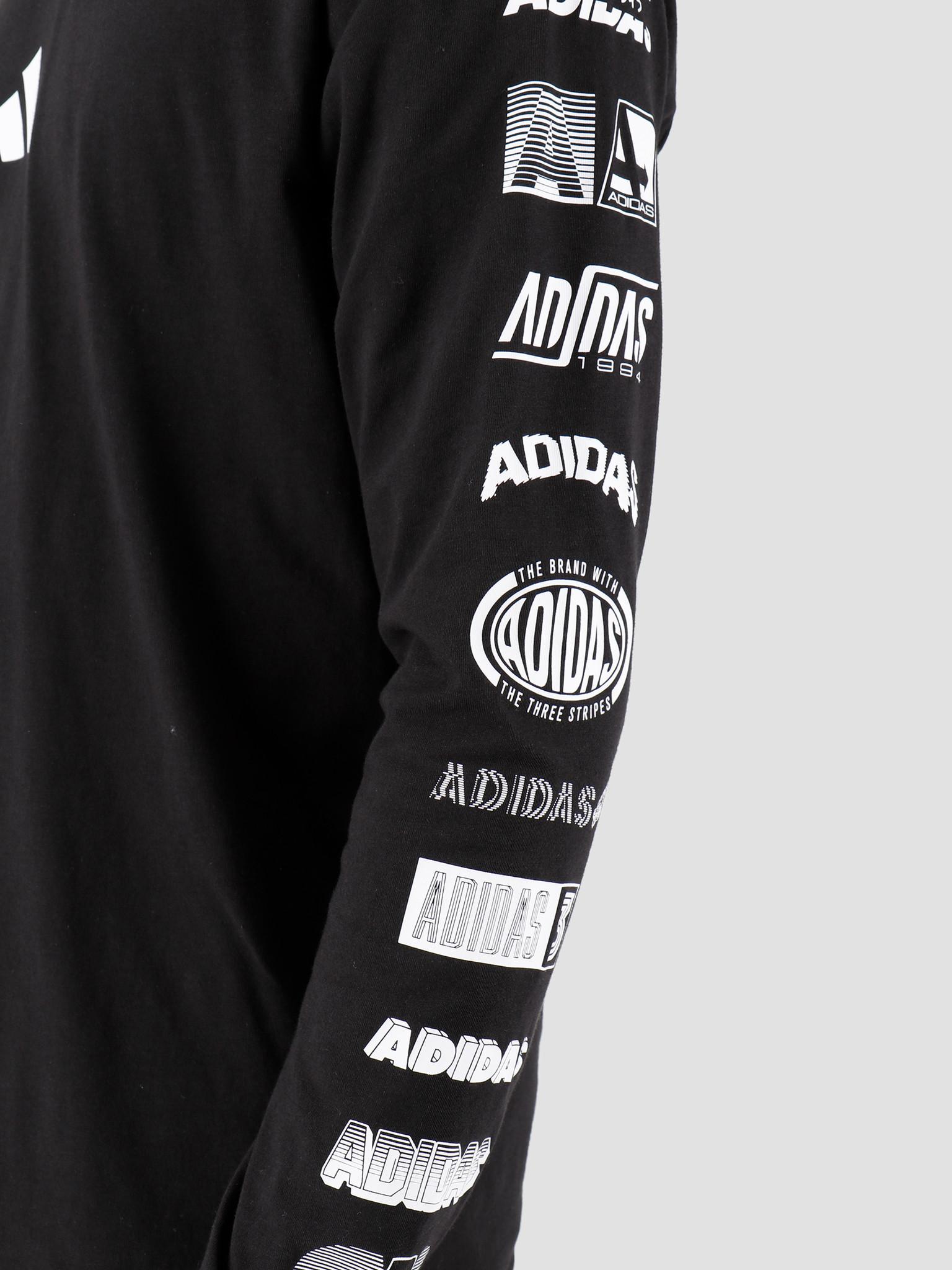 adidas adidas TP Long Sleeve Black ED7254