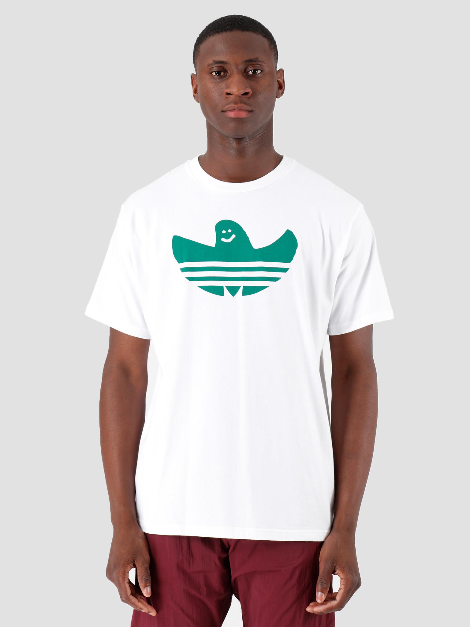 adidas adidas Shmoo Fill T-Shirt White Bgreen EC7374