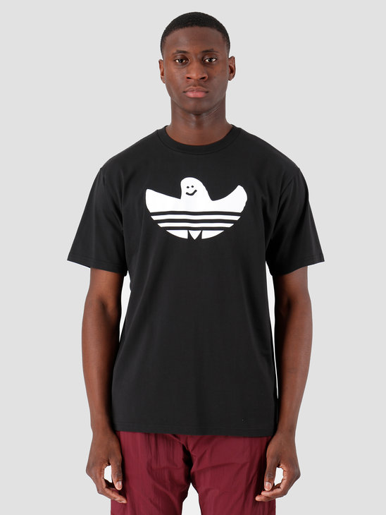 adidas Shmoo T-Shirt Black White EC7373