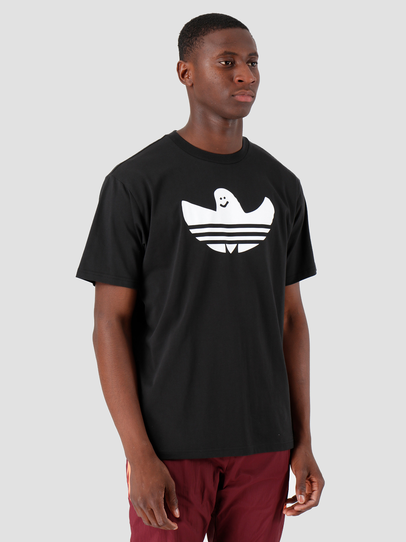 adidas adidas Shmoo T-Shirt Black White EC7373