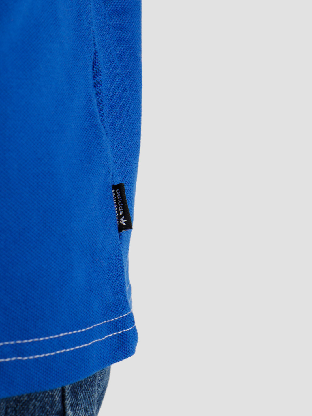 adidas adidas Tripart T-Shirt Navy White Croyal EC7357