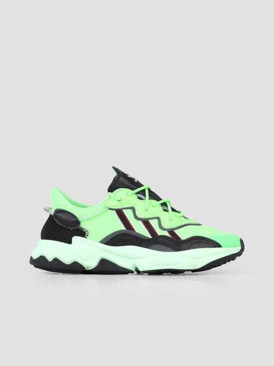 adidas Ozweego Green Black Glogrn EE7008