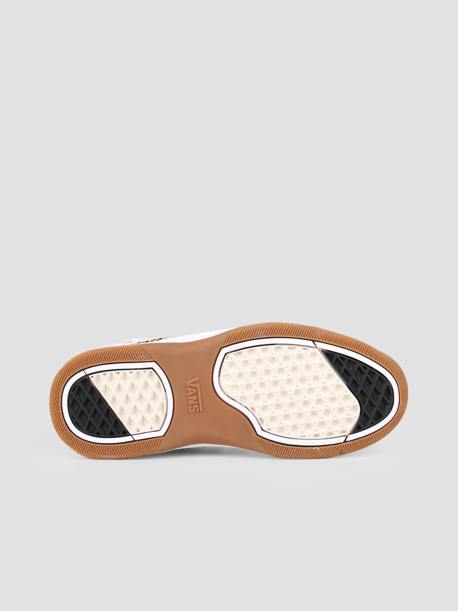 Vans Vans UA Varix Wc Tiny Cheetah Spicy Orange Guacamole VN0A3WLNXNK1