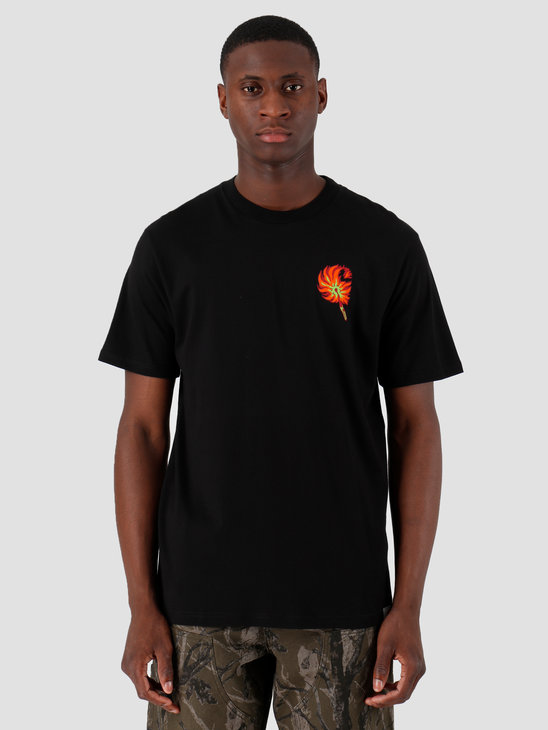 Carhartt WIP Match T Shirt Black I027095