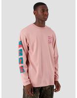 Carhartt WIP Carhartt WIP Longsleeve Horizon Shirt Blush I027083
