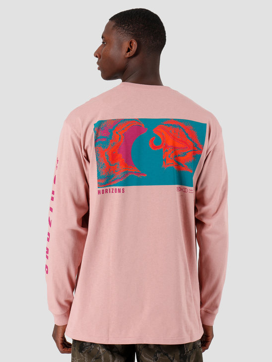 Carhartt WIP Longsleeve Horizon Shirt Blush I027083