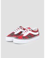 Vans Vans UA Bold Ni Plaid Plaid Red True White VN0A3WLPV8C1