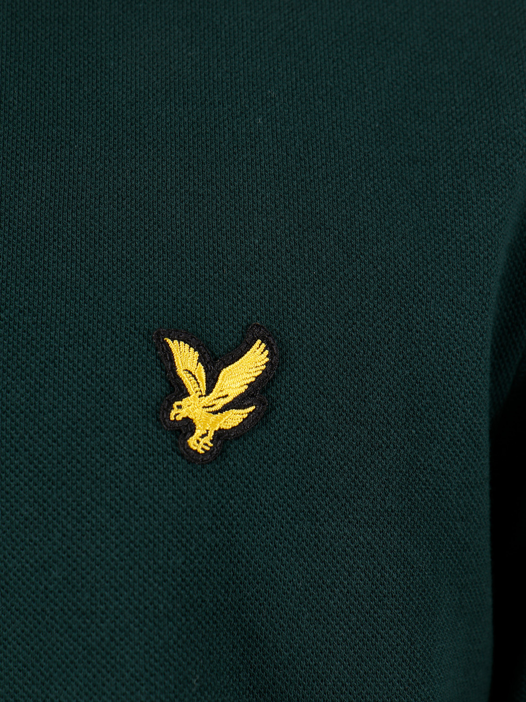 Lyle and Scott Lyle and Scott Polo Shirt Z597 Jade Green SP400VTR