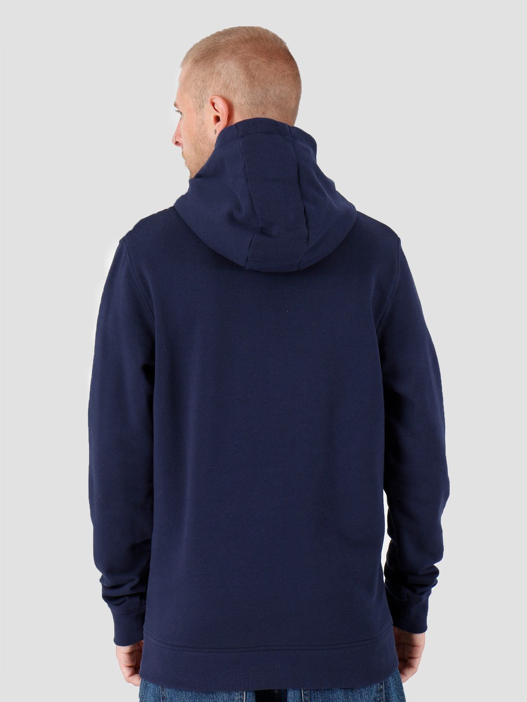 Lyle and Scott Lyle and Scott Pullover Hoodie Z99 Navy ML416VTR