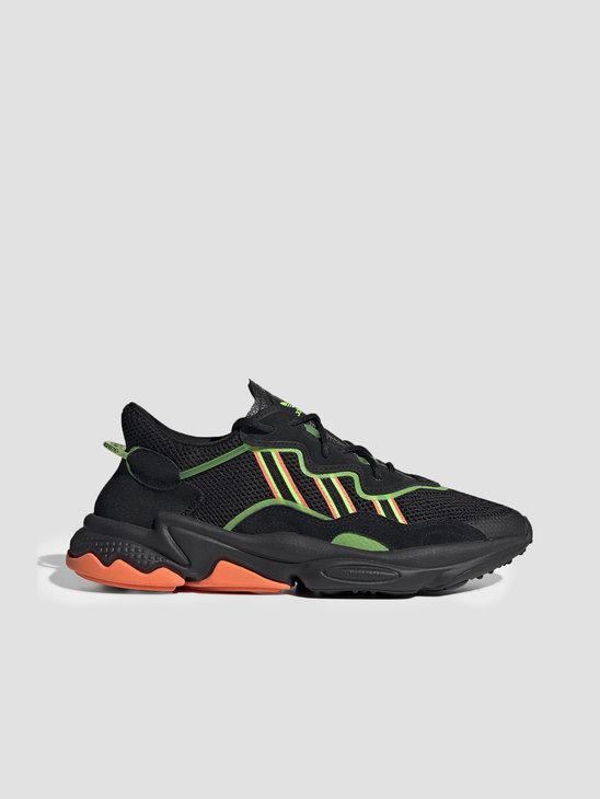 adidas Ozweego Black Green Hireco EE5696