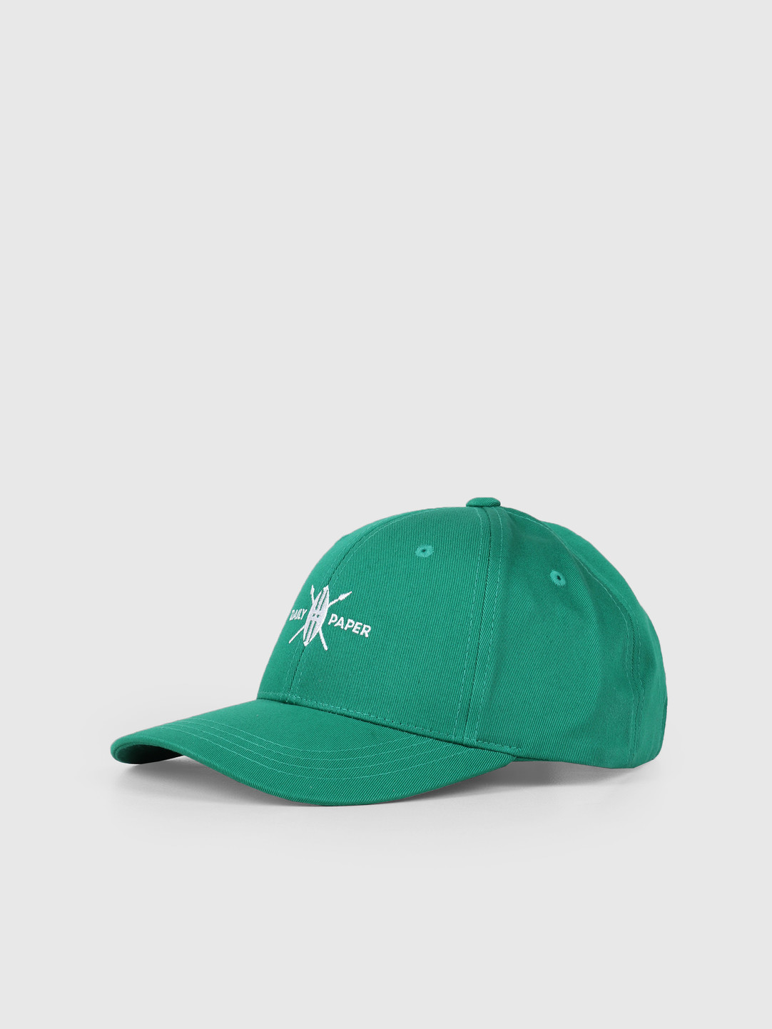 Daily Paper Daily Paper Shield Logo Cap Jolly Green 19E1AC03-03