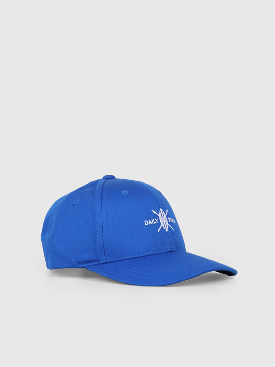 Daily Paper Shield Logo Cap Turkish Sea 19E1AC03-02