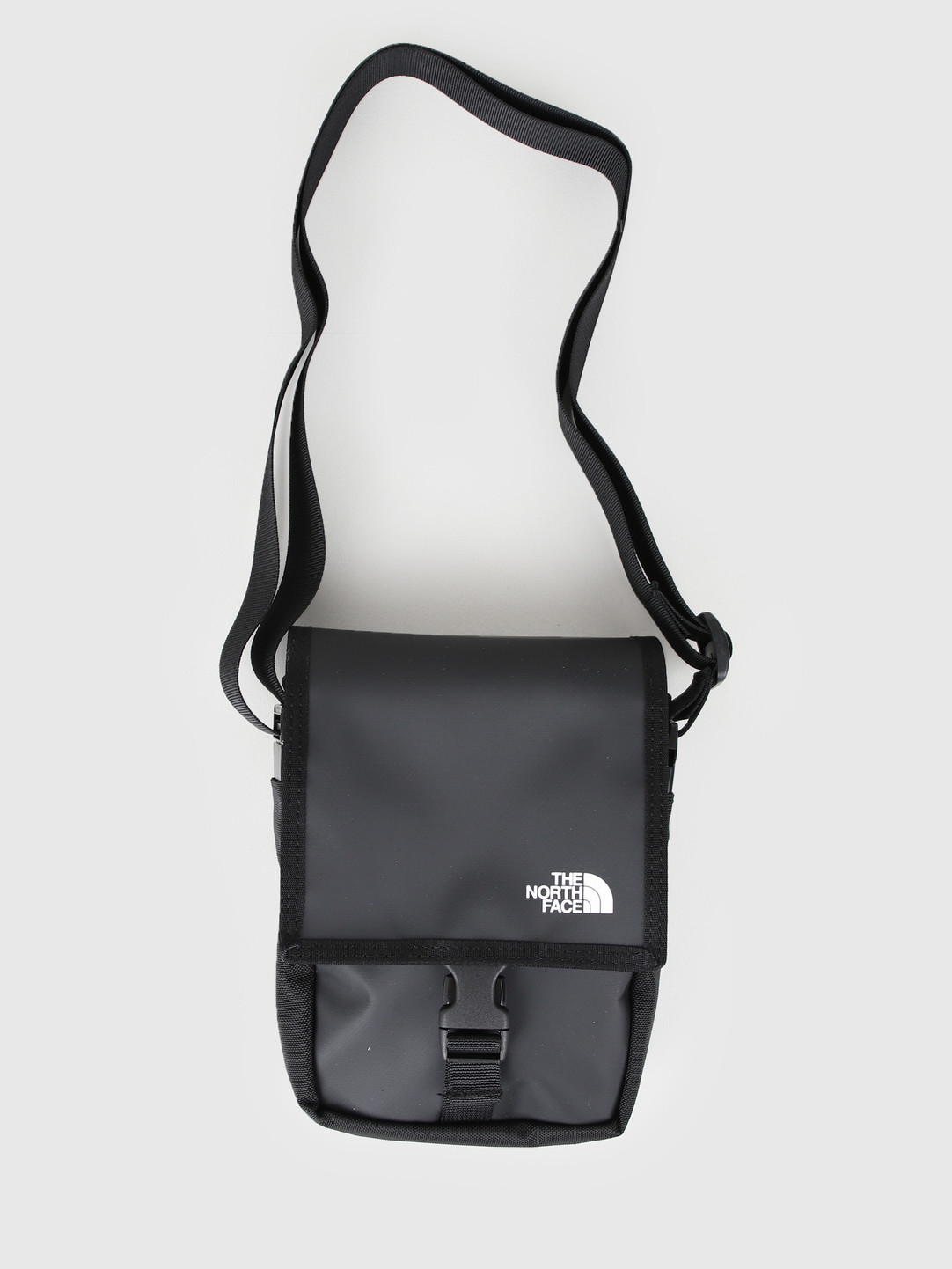 41224d459 The North Face Bardu Bag Black White T0AVAQKY4