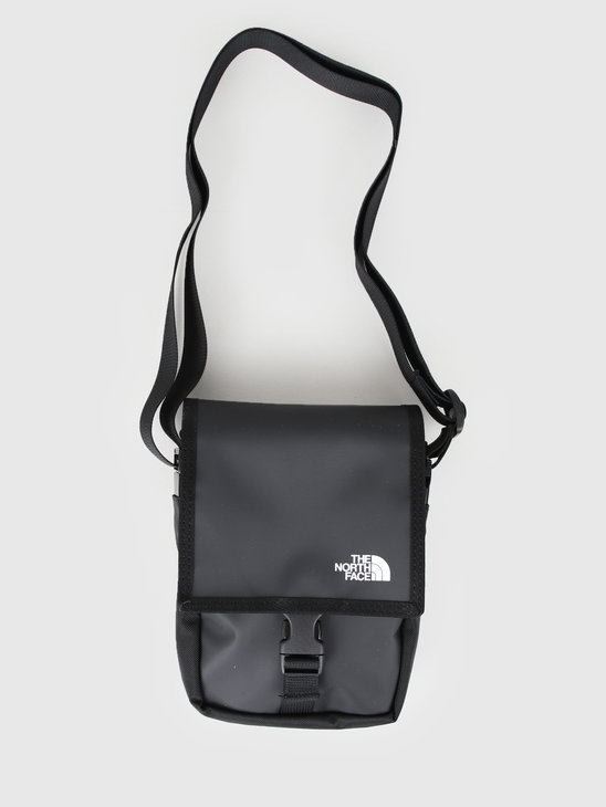 The North Face Bardu Bag Black White T0AVAQKY4