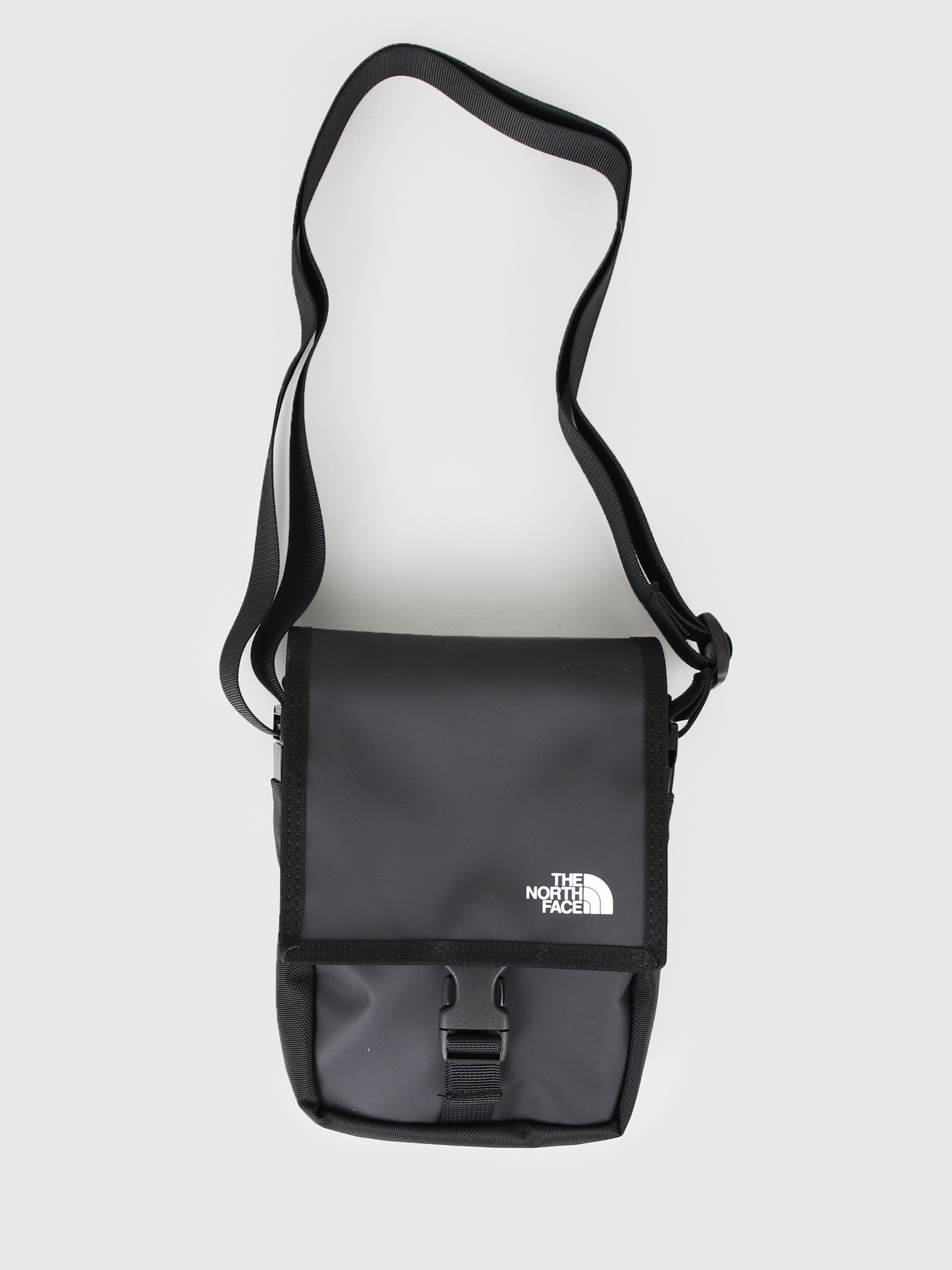 The North Face The North Face Bardu Bag Black White T0AVAQKY4