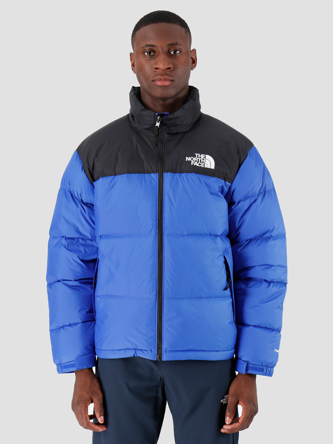 Beste Temperament Schuhe präsentieren The North Face 1996 Retro Nuptse Jacket Blue T93C8DCZ6