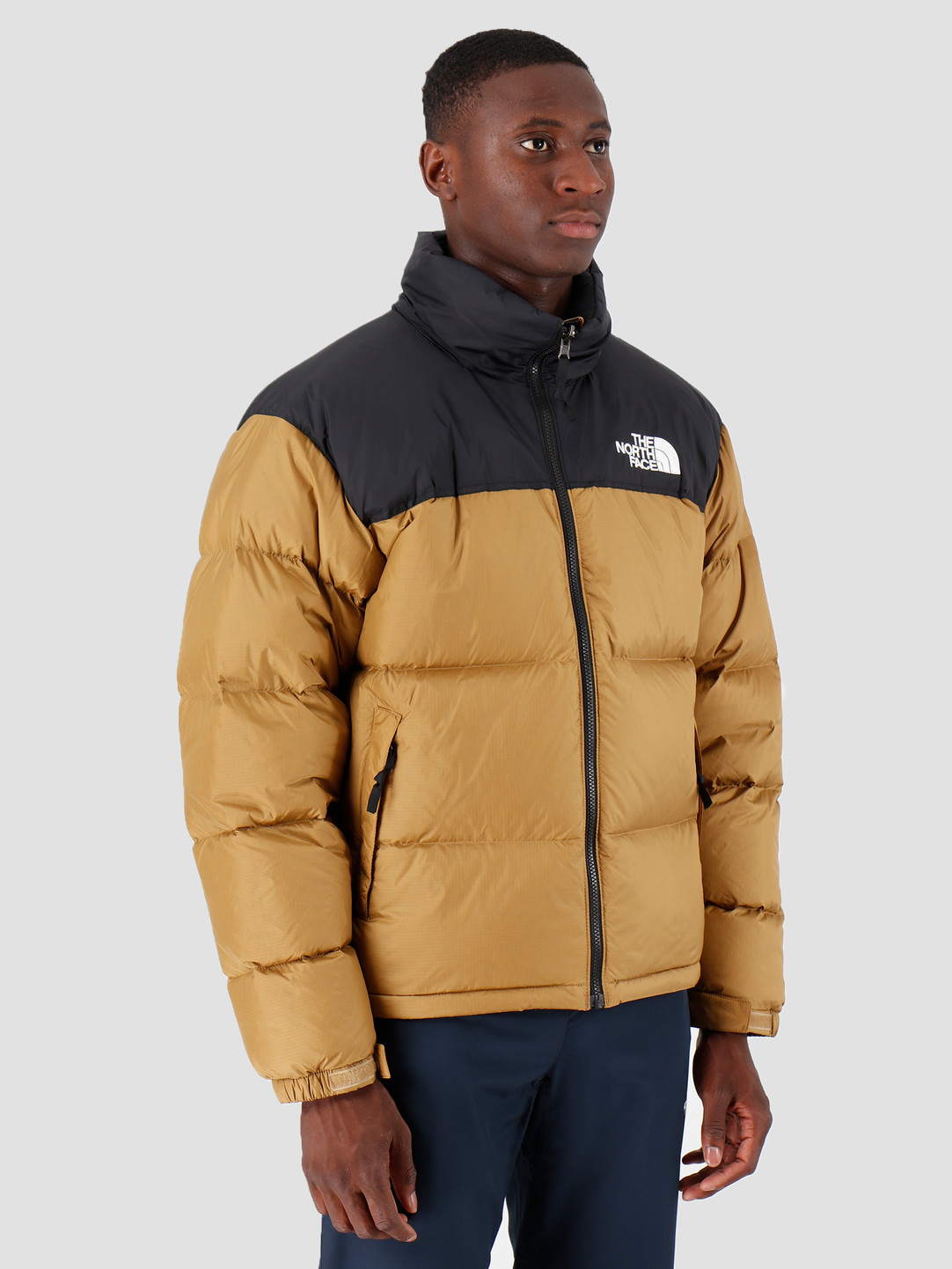 zeitloses Design gut professioneller Verkauf The North Face 1996 Retro Nuptse Jacket British Khaki T93C8DD9V