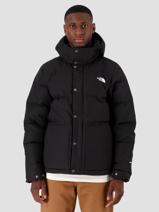 The North Face Box Canyon Jacket Black T93Y25JK3