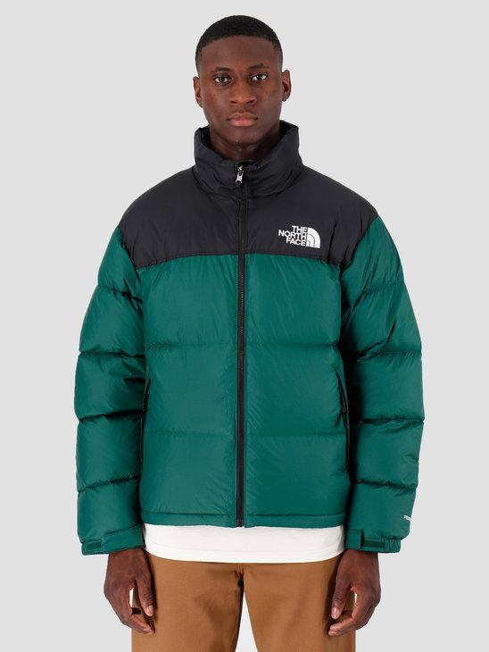 The North Face 1996 Retro Nuptse Jacket Night Green T93C8DN3P