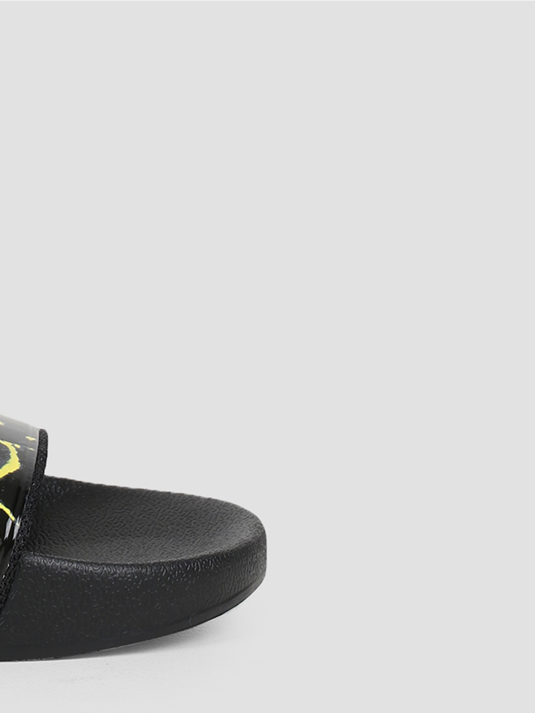 The North Face The North Face Base Camp Slide II Black Leopard Yellow T93FWOH22