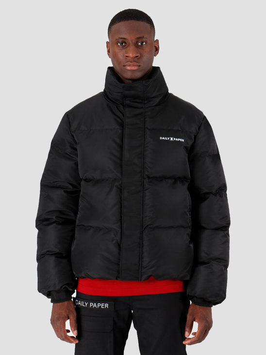 Daily Paper Core Puffer Black 18F1OU01