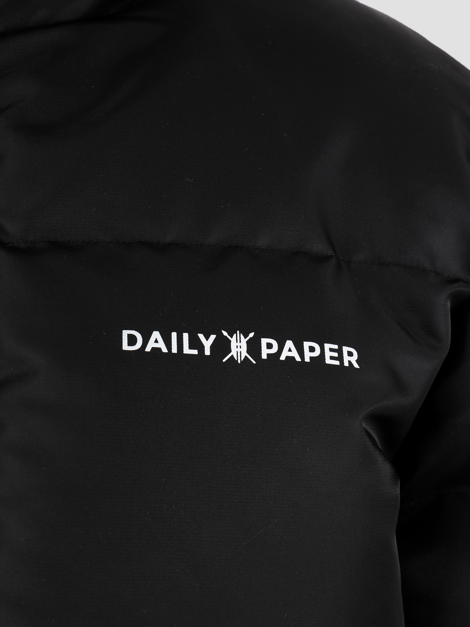 Daily Paper Daily Paper Core Puffer Black 18F1OU01