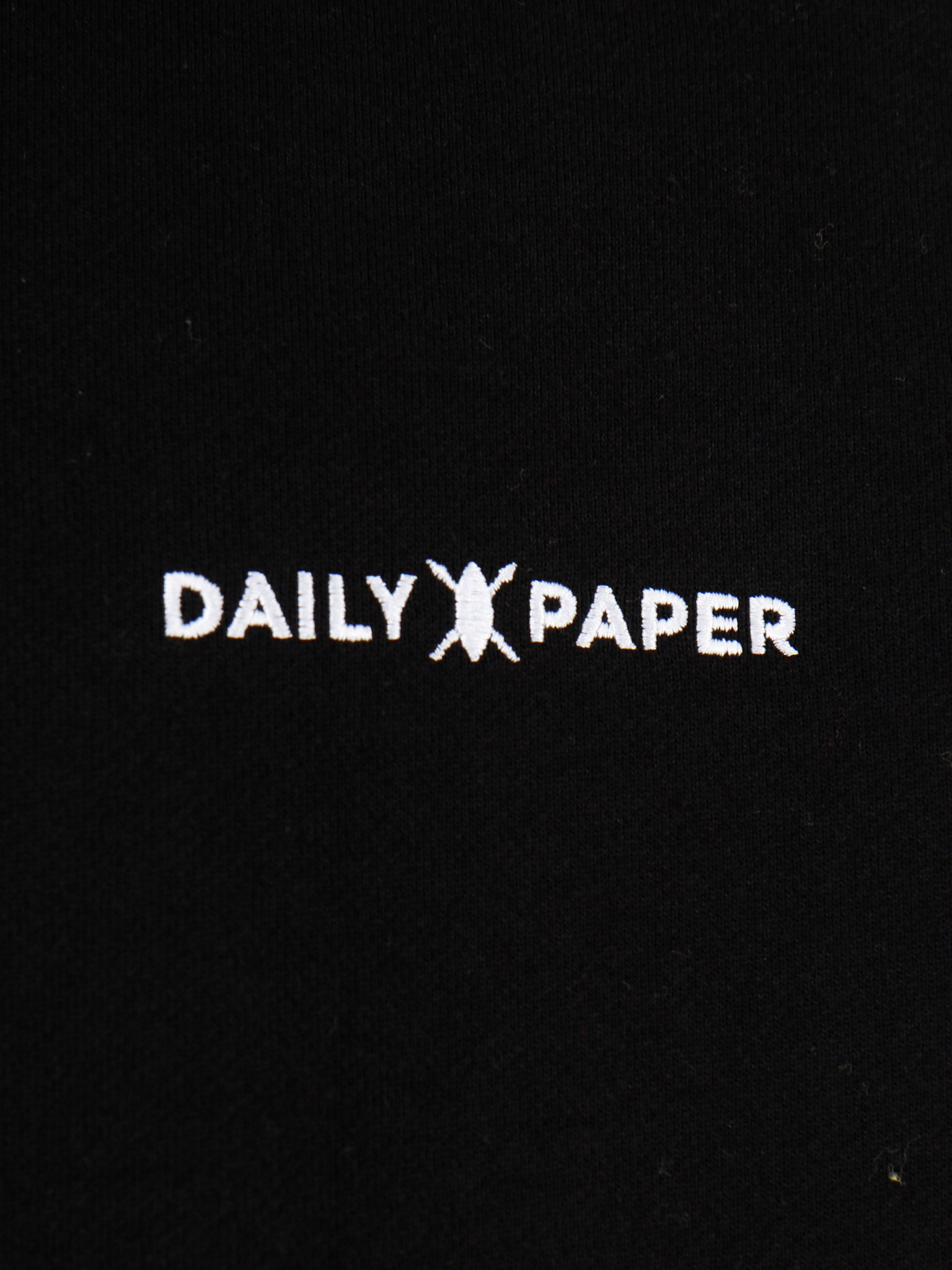 Daily Paper Daily Paper Aba Sweater Black 19E1SW02-01